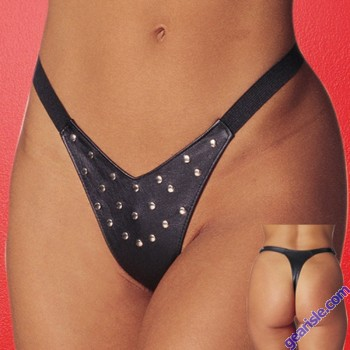 Leather Thong Rivets 3-407