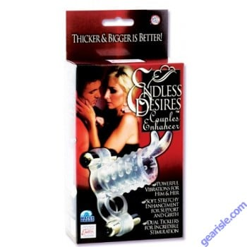 CalExotic Endless Desires Couple Enhancer For Incredible Stimulation Box package