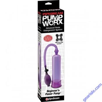 Pump Worx Beginner's Power Pump Purple