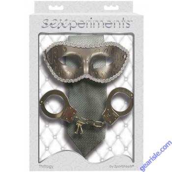 Sexperiments Thrillogy Mask Sportsheets