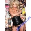 Leather Corset 11-605