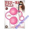 Nen-Wa Balls 8 Retrieval Cord 100% Silicone