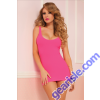 Sexy Back Seamless Dress 9865P Seven' til Midnight