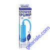 Beginner's Blue Penis Power Pump Pipedream