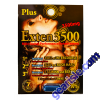 Exten Plus 3500mg Male Sexual Performance Enhancement Pill