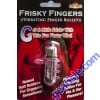 Frisky FIngers Vibrating Finger Bullet Purple Toy