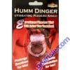 Humm Dinger Penis Vibrating Pleasure Ring Clitoris Stimulator