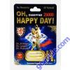 Oh Happy Day Diamond 25000 Pill Men Libido Enhancer 1 Capsule
