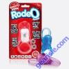 ScreamingOj Bucker Vibrating Ring With Ride Control