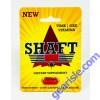 Shaft Dietary Supplement Male Enhancement 1800mg Red Pill