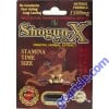 Shogun X 1500mg Male Sexual Enhancer Natural Formula