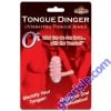 Tongue Dinger Vibrating Tongue Ring (magenta)