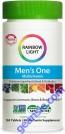 Rainbow Light Men's One Multivitamin for Men, with Vitamin C, Vitamin D, & Zinc for Immune Support