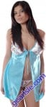 Charmeuse Baby Doll Blue Color 5069